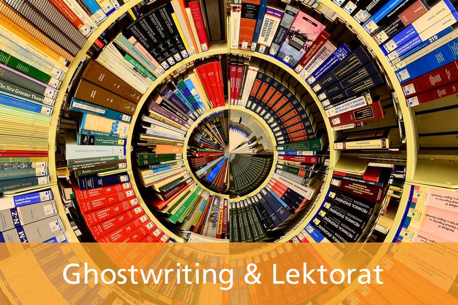 Ghostwriting & Lektorat